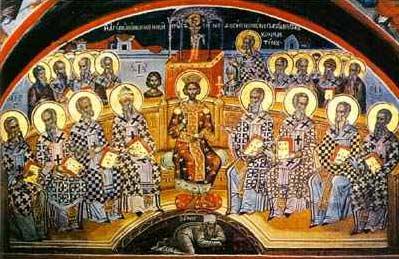 Sinodul I Ecumenic de la Niceea