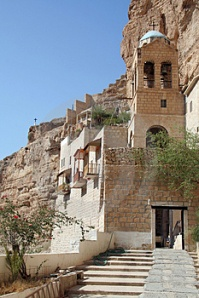 The moastery of St George, Hiozeva, Israel