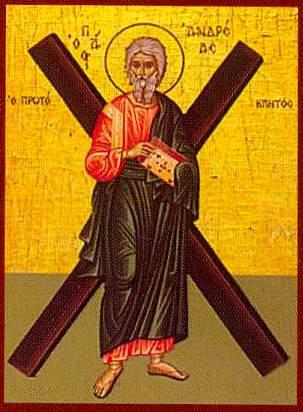 Andrew The Apostle Cross